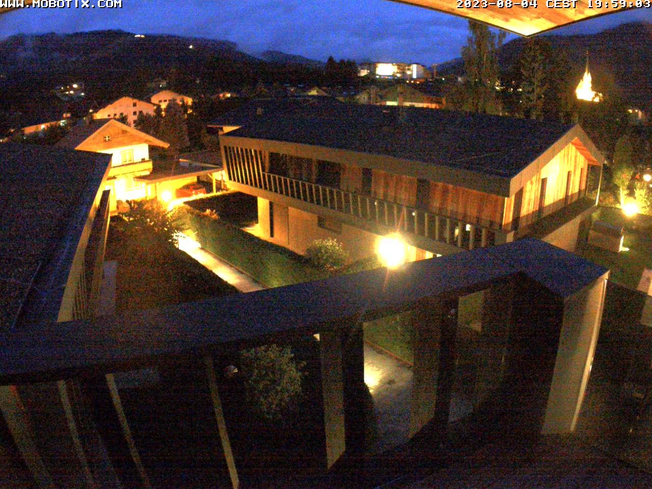 Livecam Balkon