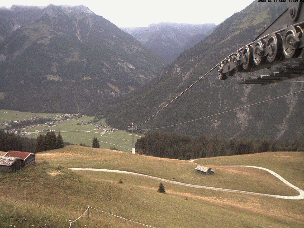 Jöchelspitze Bach