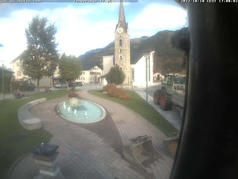 Dorfplatz Maishofen