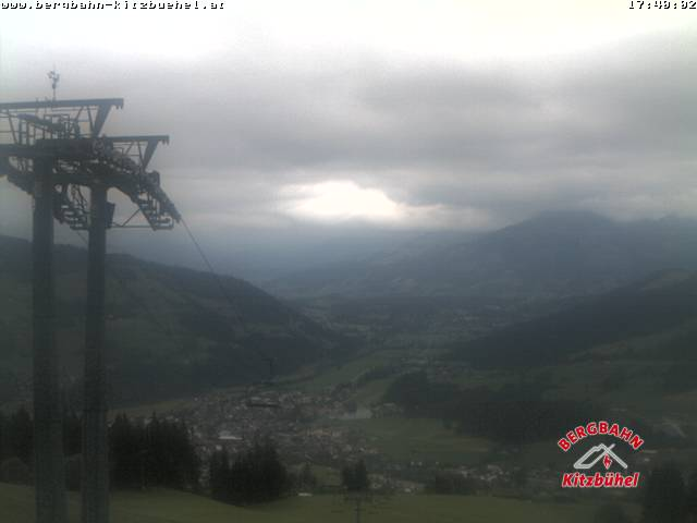 Webcam Webcam Gaisbergbahn